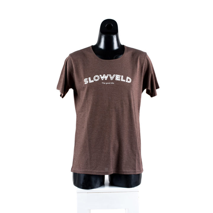 Slowveld Spoor Graphic Tee Simply Slowveld White River South Africa