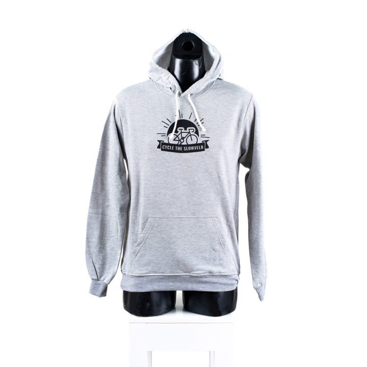 Cycle the Slowveld Graphic Hoodie Sun Bike Simply Slowveld White River South Africa