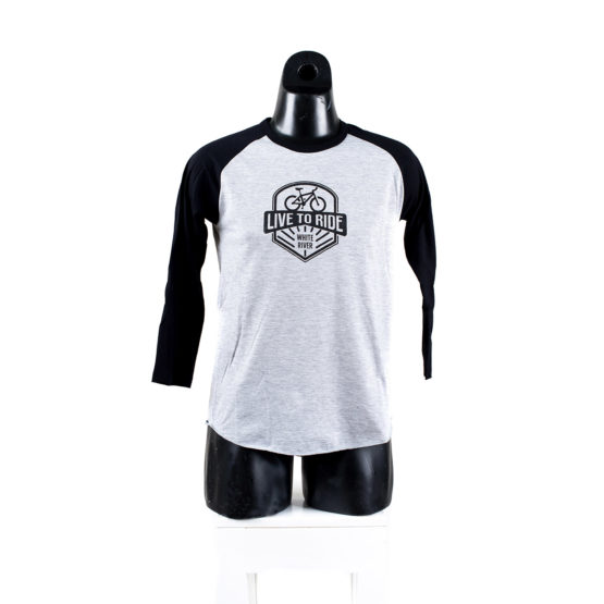 Love to Ride Cycle the Slowveld Baseball Tee Graphic Hoodie Simply Slowveld White River South Africa