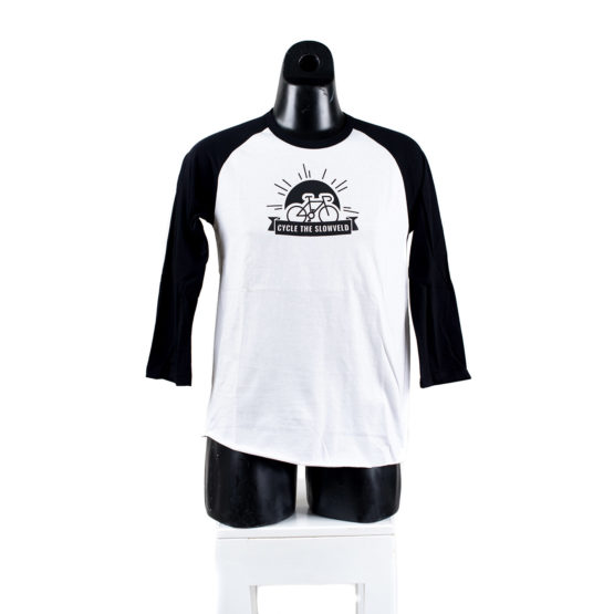 Cycle the Slowveld Baseball Tee Graphic Hoodie Simply Slowveld White River South Africa