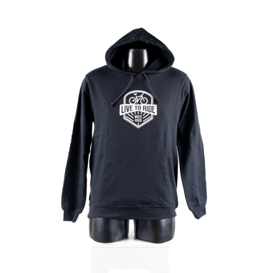 Live to Ride White River Graphic Hoodie Simply Slowveld White River South Africa