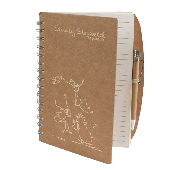 Simply Slowveld Jack Winston and Sophie Notebook White River Casterbridge South Africa